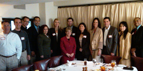 LA Luncheon Attendees